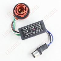 1157 Socket LED Bulb Flickering Error Code Cancellers LED Tu...