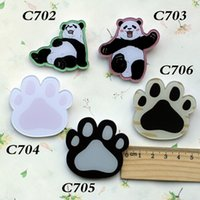 10 different style hot popular lovely cartoon panda foot bro...