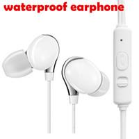 Waterproof Headset Stereo Sport Earphones 3. 5mm In- ear Unive...