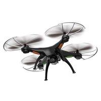 Prix de gros Syma X5SW Explorers2 2.4G 4CH 6-Axe Gyro RC Headless Quadcopter avec 2MP HD Wifi Camera (FPV) -Black