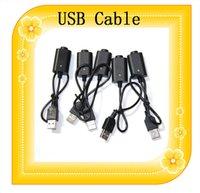 EGO USB Cargador Electrónico EGO cigarrillo Cable USB para Vision giro cargador cable usb spinner eGo EVOD eGo 4.2V 420mA 5V