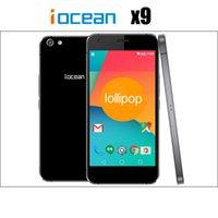 Android 5. 0 Lollipop Iocean X9 MTK6752 Octa Core 64Bit 4G LT...
