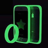 Luminous Bumper Wrist Bracelet Ring Band Soft Rubber Case wi...