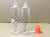 50Pcs 100ml PET Clear Bottle Plastic Dropper Bottle With Tam...