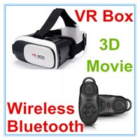 VR BOX Version VR Virtual Reality Glasses Rift Google Cardbo...