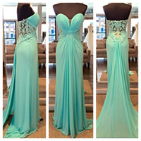 2015 Long Prom Dresses For Girls Hot Sale Cheap Custom Made ...