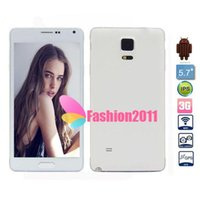 5. 7inch 1: 1 Note4 G9800 Octa Core MTK6592 8. 0MP Camera Andro...