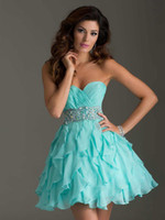 Short Turquoise Graduation Dresses UK | Free UK Delivery on Short ...