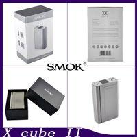 Authentique Smok Xcube 2 Box Mod 160w Contrôle de la température Watt Memory Mod smok x cube II mode OLED Bluetooth VS M80 plus 2218001