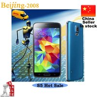5. 1inch S5 SV GT- I9600 Dual SIM MTK6572 Dual Core Android4. 4...
