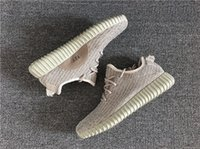 2016 hot yeezy boost 350 Moonrock Running Shoes Athletic Low...