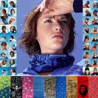 Outdoor UV protection multifunction magic scarf 50pcs, ridin...