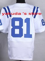 2015 New Player Home White Jersey, Wholesale Customized Vario...