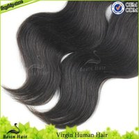 Wholesale Free Shipping Mix Length Brazilian Hair Weave Unpr...
