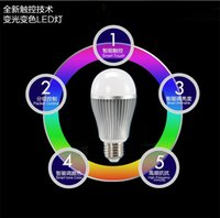 Hot Wireless Intelligent LED Mi Light Lamp Bulb 2. 4 Wifi Rem...