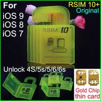R-SIM-SIM 10+ R 10plus RSIM 10+ Rsim10 + Разблокировать карту для Iphone 6s 6 6plus 5S 4s IOS 9.1 ios9.0 9.x 3G 4G CDMA СПРИНТ АС прямое использование не Rpatch