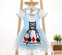2015 Summer New European Style Childrens Dresses Baby Girls ...