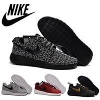 Nike Roshe One x 350 Boost Running Shoes For Women & Men, Ch...