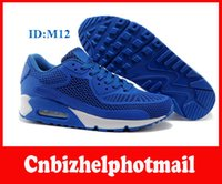 Comfortable mens max 90 running shoes athletic air training ...