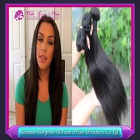 3pcs lot TOP- SELLING Hair Extensions 6A Brazilian Peruvian M...