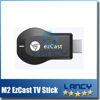 M2 EzCast TV Stick HDMI 1080P Miracast DLNA Airplay WiFi récepteur d'affichage Dongle Support Windows iOS Andriod V762