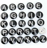 New NOOSA Chunk Amsterdam Vintage 26 English Letters 18mm no...