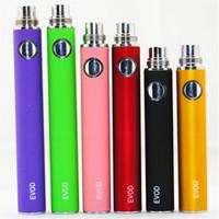 2017 Lowest price Electronic Cigarette EGO EVOD vape pen bat...