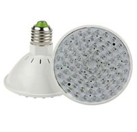 Freeshipping E27 RED and BLUE 80 LED 4. 5 W Hydroponic Plant ...