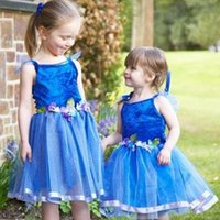 Cinderella Dresses Girl Dress 2015 Summer Girls Lace Fly Sle...