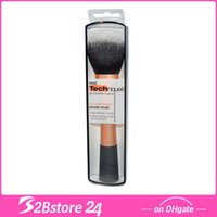 Real Techniques Brushes Powder Brush Mineral Foundation and ...