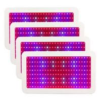 Prix d'usine !!! Full Spectrum Led Grow Light 1200W LED Grow usine Flower Lamp Bulb Rouge + Bleu + Blanc + IR + UV système hydroponique Cultiver Box Tente