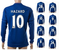 Wholesale 15- 16 new best thai quality 10 hazard Long soccer ...