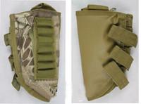 MANDRAKE Rattlesnake Camo Tactical Pouch Holder w  Cheek Lea...