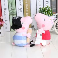 New Arrival Peppa Pig Small Size 19cm Ballerina Peppa Pig Pl...