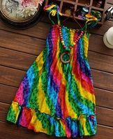 16 Style Girls Dresses 2015 Summer Girl Suspender Beach Dres...