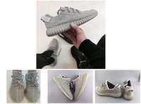 With Shoes Boxes Yeezy Boost 350 moonrock Outdoor For Men Or...