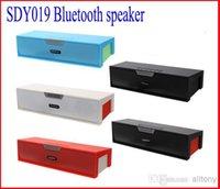 HIFI Bluetooth Speaker Sardine 100% Original Nizhi SDY- 019 F...