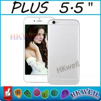 Original Size I6 I6 Plus 3G Smartphone With Android4. 4 1G RA...