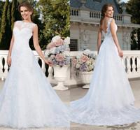 2015 Wedding Dresses Backless Wedding Dress New Arrival Spri...