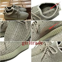 DropShipping Cheap Famous Kanye West Yeezy 350 Boost Low MOO...