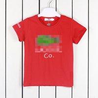 2015 Summer Children Boys Fashion Brand Crocodile Round Neck...