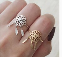 New fashion dreamcatcher jewelry 18K silver and gold plated ...