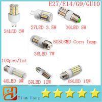 NEWLed small Corn Light E27 E14 G9 GU10 24LED 27LED 30LED 36...