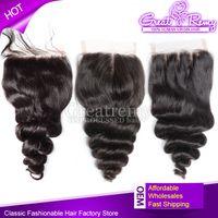 Brazilian Indian Malaysian Peruvian Virgin Human Hair Top La...