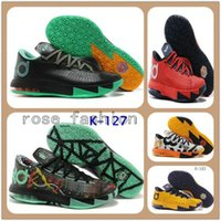Wholesale KD Shoes KD VI 6 Basketball Shoes KD6 Kevin Durant...