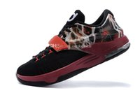 2015 Basketball Shoes Kevin Durant VII KD 7 Men Sneakers Top...