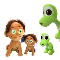 20cm Cartoon The Good Dinosaur Arlo Spot Plush Toy Stuffed A...