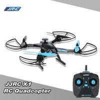 JJRC origine X1 2.4G 4CH 6 Axis Gyro moteur Brushless RC Quadcopter RM4849
