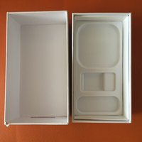 Сотовый телефон коробки для iphone 4 4S iphone 5 5C 5S Iphone 6 6S Plus (Пустая коробка только) без аксессуаров 50pcs