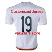 Mexico 2015 O. PERALTA Away Soccer Jerseys, Customized Thai Q...